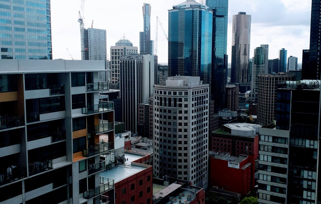 Change City: How Melbourne became a city of the world