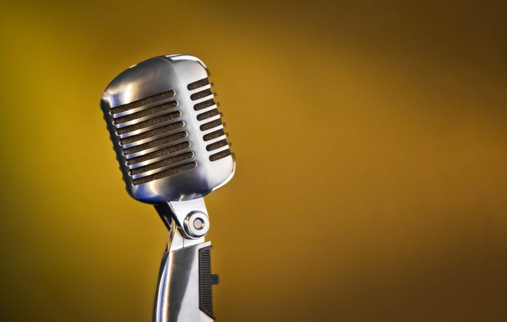 One man against the world: Spoken word and the unheard