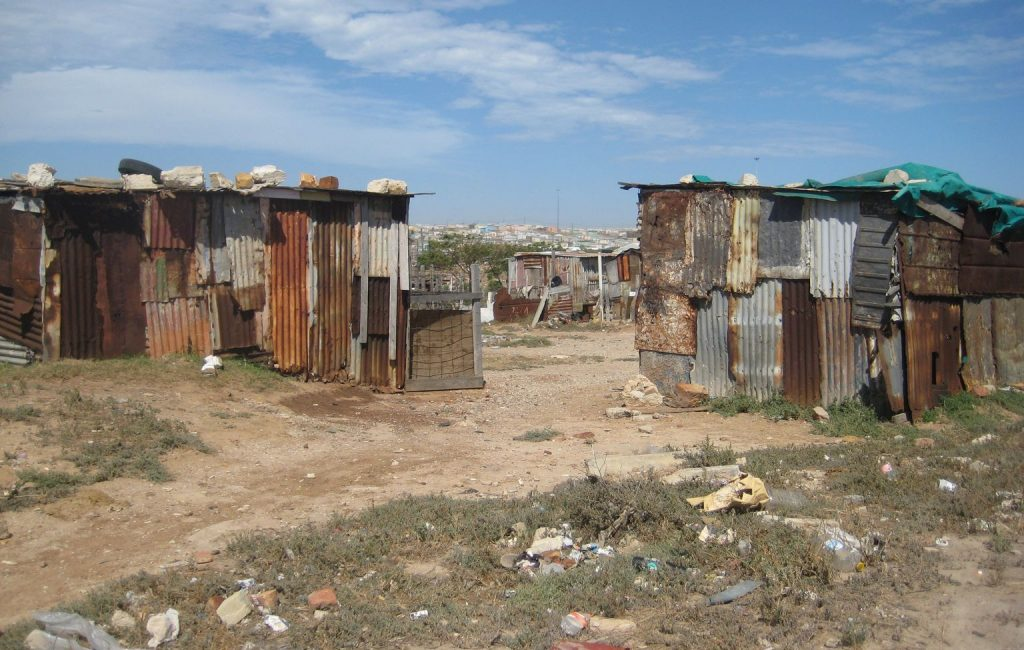 Adapting for hope – an Irish nun and South Africa's poorest people